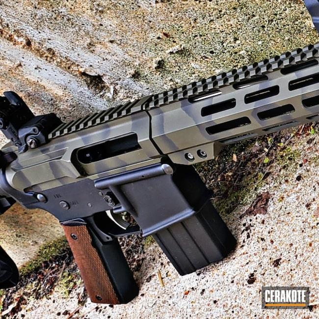 Cerakoted: S.H.O.T,m4,Graphite Black H-146,AR,350l,karris guns,MAGPUL® O.D. GREEN H-232,350 Legend