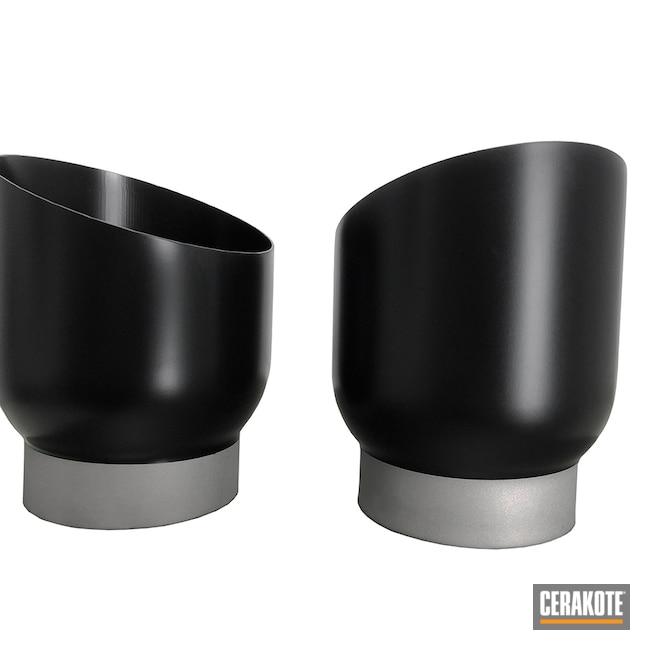 Cerakoted: CERAKOTE GLACIER BLACK C-7600