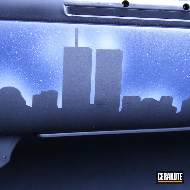 Cerakoted: Bright White H-140,S.H.O.T,6.5 Creedmoor,KEL-TEC® NAVY BLUE H-127,Armor Black H-190,9/11,Weatherby,World Trade Center