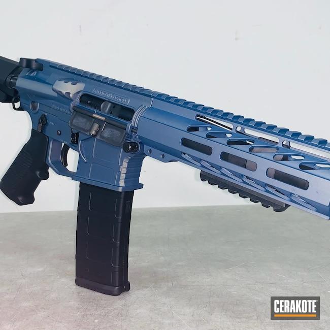 Cerakoted: S.H.O.T,Polymer80,AR Pistol,AR Project,NORTHERN LIGHTS H-315,Polymer,Custom AR