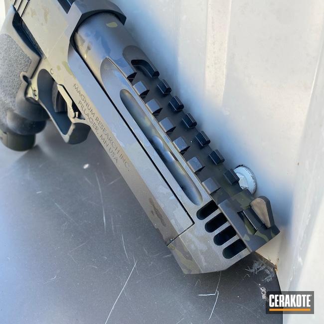 Cerakoted: S.H.O.T,Sniper Grey H-234,Desert Eagle,MultiCam,Deagle,Sniper Green H-229,Gloss Black H-109,Graphite Black H-146,Pistol,MultiCam Black,Black Multi Cam