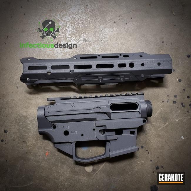Cerakoted: S.H.O.T,AR15 Builders Kit,Cobalt H-112