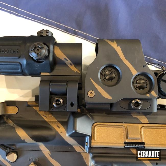 Cerakoted: S.H.O.T,Graphite Black H-146,Burnt Bronze H-148,AR Rifle,Custom AR,AR-15