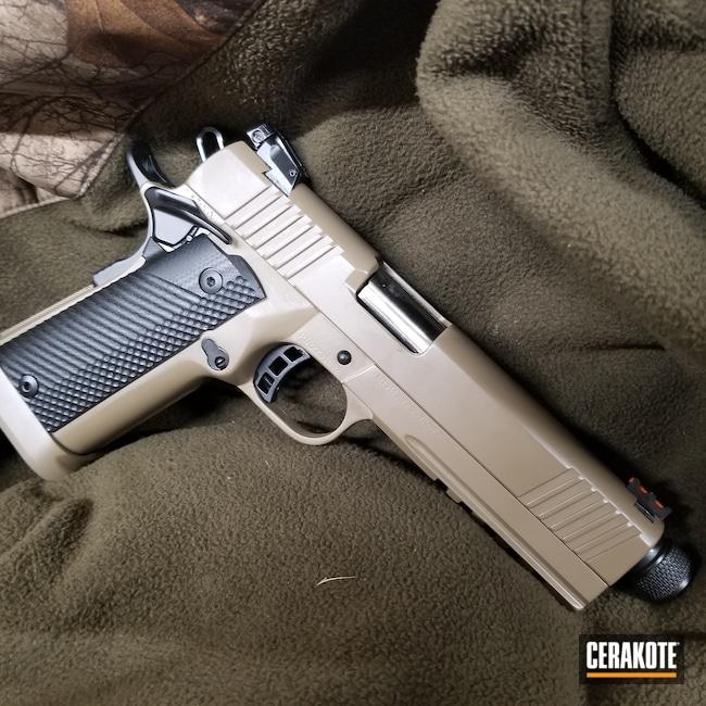 Cerakoted: S.H.O.T,MAGPUL® FLAT DARK EARTH H-267,Cool Stuff,Certified Applicator,Custom Gun,Gunsmithing