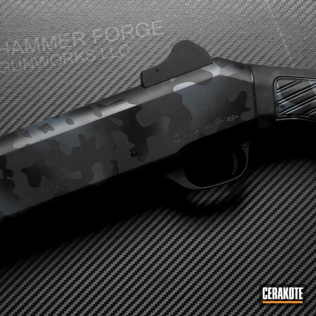 Cerakoted: S.H.O.T,Sniper Grey H-234,MultiCam,Shotgun,Graphite Black H-146,Beretta,Urban Multicam,MULTICAM® DARK GREY H-345