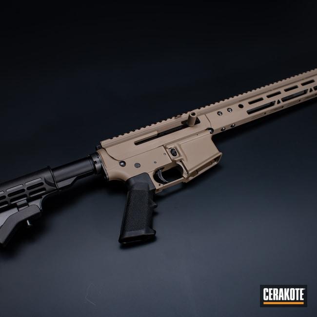 Cerakoted: S.H.O.T,MAGPUL® FLAT DARK EARTH H-267,AR,Firearm,AR-15