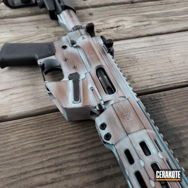 Cerakoted: S.H.O.T,Robin's Egg Blue H-175,Distressed,AR-9,Copper Patina,9mm,COPPER H-347,AR Pistol,Graphite Black H-146,FX-9,#suppressed,Burnt Bronze H-148,Freedom Ordnance