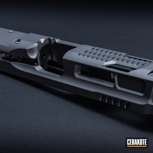 Cerakoted: S.H.O.T,M&P,Sniper Grey H-234,Smith & Wesson,Firearms