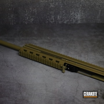 Keltec Cmr30 Cerakoted Using Glock® Fde