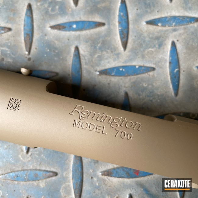 Cerakoted: S.H.O.T,Rifle,Firearm,Remington,Flat Dark Earth H-265,Remington 700