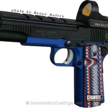 Cerakoted C-189 Blue Titanium