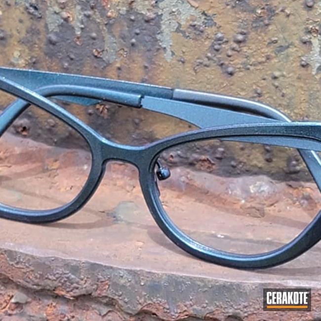 Cerakoted: GunCandy Stingray,Graphite Black H-146,Glasses,GunCandy