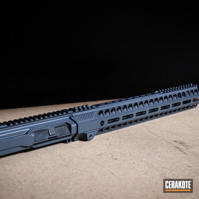 Cerakoted: S.H.O.T,Battle Rifle,Tungsten H-237,AR Parts,Grey,AR Build,Sniper Grey H-234,Custom Rifle,AR,AR Project,Custom Rifle Build,Ar Rail,AR Upper,Sniper Grey,AR Rifle,AR-15