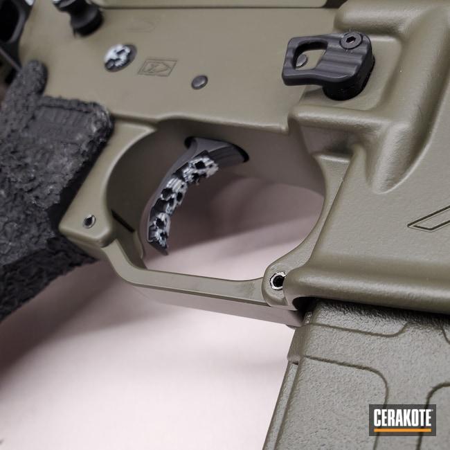 Cerakoted: S.H.O.T,MOSS E-210,AR Rifle