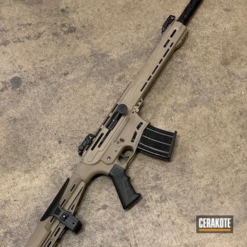 Citadel Rifle Cerakoted Using Magpul® Flat Dark Earth