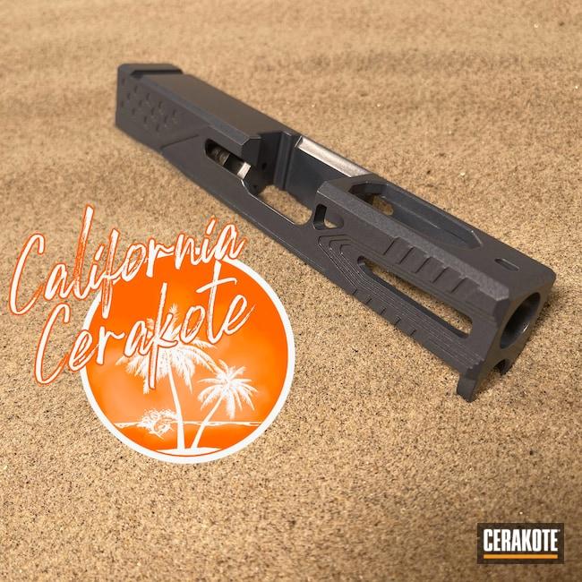 Cerakoted: S.H.O.T,Stone Grey H-262,Glock,Christopher Miller,california cerakote