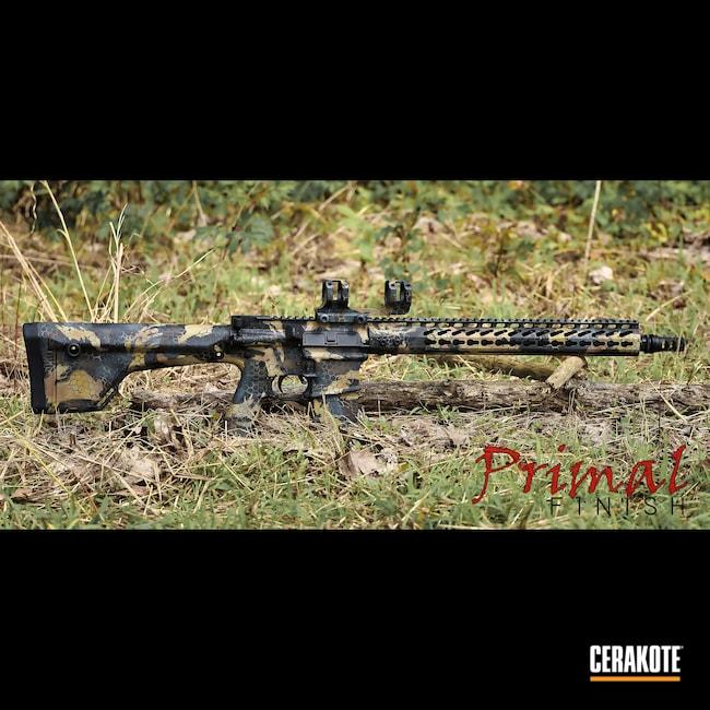 Cerakoted: S.H.O.T,Sniper Grey H-234,Desert Sage H-247,DPMS Panther Arms,Graphite Black H-146,MULTICAM® OLIVE H-344,.223,Bull Shark Grey H-214,DPMS,Copper Brown H-149,5.56,AR Build