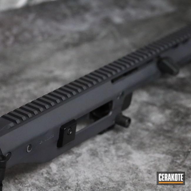 Cerakoted: S.H.O.T,Sniper Grey H-234,ACR,AR,Bushmaster,AR-15,BACR