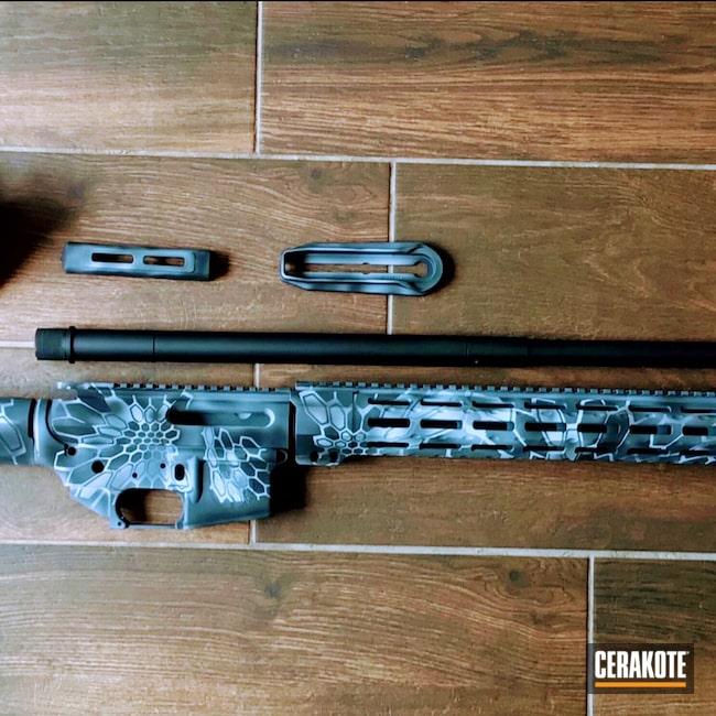 Cerakoted: S.H.O.T,Stone Grey H-262,Multi cal,AR Pistol,Graphite Black H-146,Barrel,AR Project,BATTLESHIP GREY H-213,AR Upper,AR Parts,AR Build