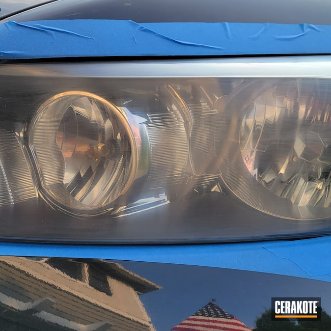 Cerakoted: Automotive,CERAKOTE HEADLIGHT KIT AH-CHLKIT00