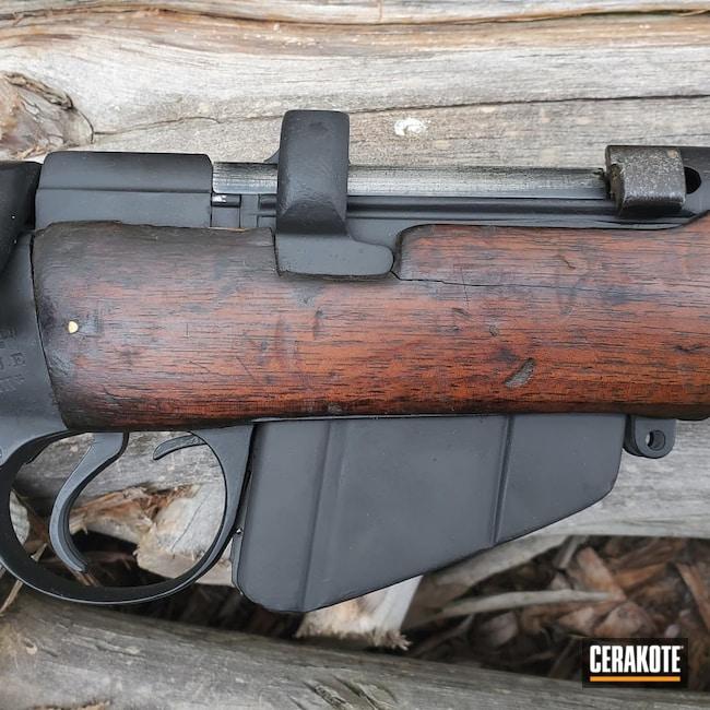 Cerakoted: S.H.O.T,Graphite Black H-146,Battle Rifle