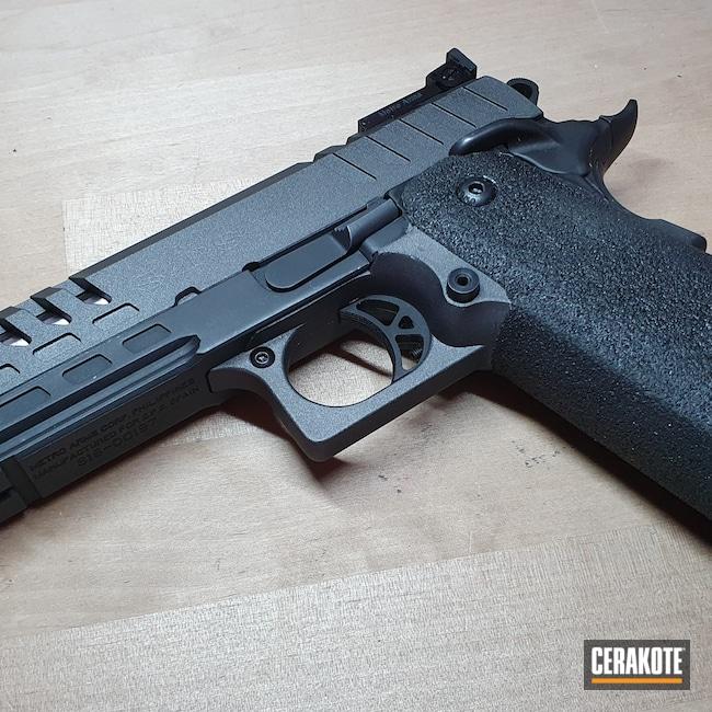 Cerakoted: S.H.O.T,9mm,SPS,Tungsten H-237