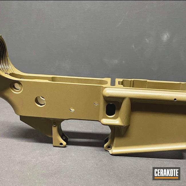 Cerakoted: S.H.O.T,GLOCK® FDE H-261,AR-15