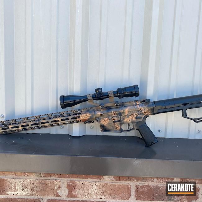 Cerakoted: S.H.O.T,Custom Mix,COPPER H-347,Kryptek,Graphite Black H-146,Custom Gun,PSA,AR Rifle,GLOCK® FDE H-261,Custom AR,AR-15