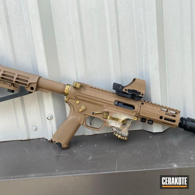 Cerakoted: S.H.O.T,Coyote Tan H-235,Jack9,Graphite Black H-146,Jack Lower,Sharpbros,Pistol Caliber Carbine,Light Sand H-142,PCC