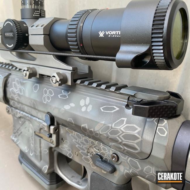 Cerakoted: S.H.O.T,Aero Precision,Sniper Grey H-234,Kryptek,Graphite Black H-146,Custom Gun,Custom AR