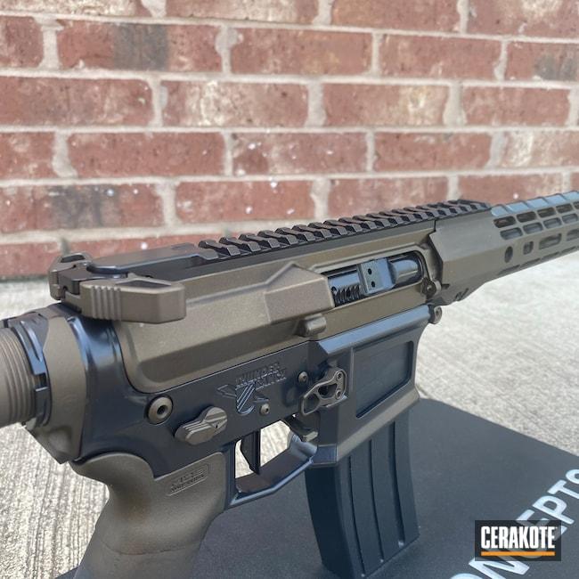 Cerakoted: S.H.O.T,Aero Precision,BLACKOUT E-100,Two Tone,Midnight Bronze H-294,Custom AR,AR-15