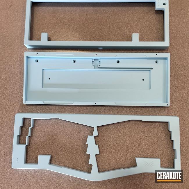 Cerakoted: Computer,Electronics,Mechanical Keyboard,It's A Boy H-356