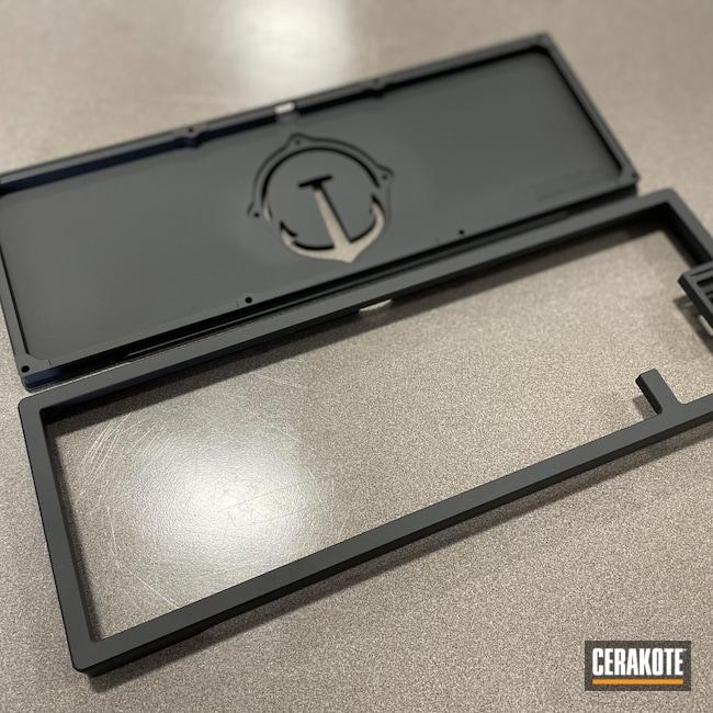 Cerakoted: Sniper Grey H-234,Computer,Keyboard,Mechanical Keyboard
