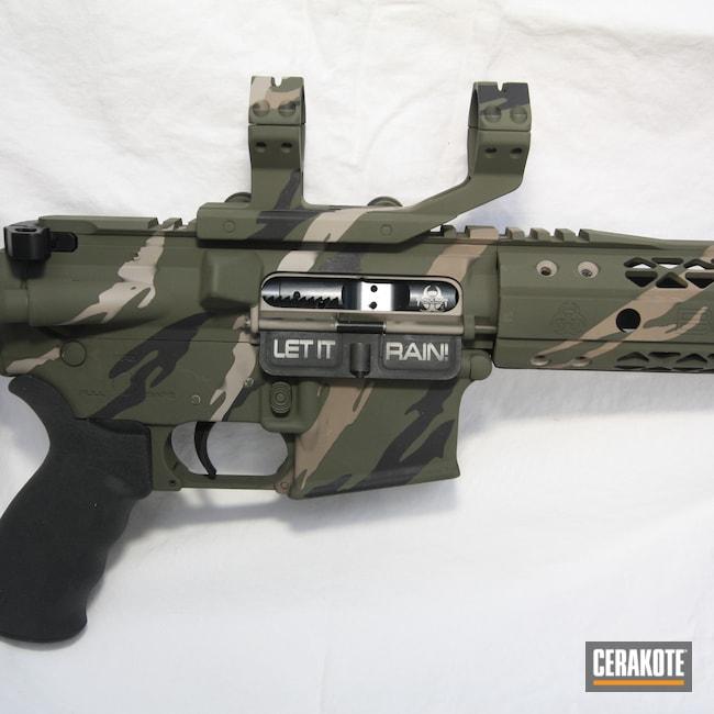 Cerakoted: S.H.O.T,Bright White H-140,Vietnam Tiger Stripe Camo,MAGPUL® FLAT DARK EARTH H-267,Graphite Black H-146,AR,.223,O.D. Green H-236,Black Rain Ordnance,5.56,AR-15