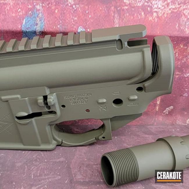 Cerakoted: S.H.O.T,AR Project,Tactical Rifle,AR Parts,AR Build,MAGPUL® FOLIAGE GREEN H-231,AR-15