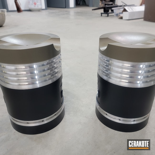 Cerakoted: tractor,MICRO SLICK DRY FILM LUBRICANT COATING (Oven Cure) P-109,Engine Parts,Piston,Engine,Automotive,PISTON COAT (Oven Cure) V-136,Pistons