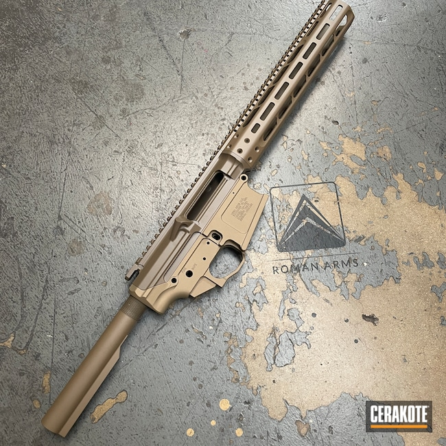 Cerakoted: S.H.O.T,Rifle,Sand E-150,6.5 Creedmoor,20150 E-190,M17 COYOTE TAN E-170,Hodgeflauge,Upper / Lower / Handguard,50 Shades of FDE,Tactical Rifle,.308,Tanodize,Gold H-122,Titanium E-250,AR15 Builders Kit,BARRETT® BROWN H-269,Mega Arms,AR-10 Builders Set