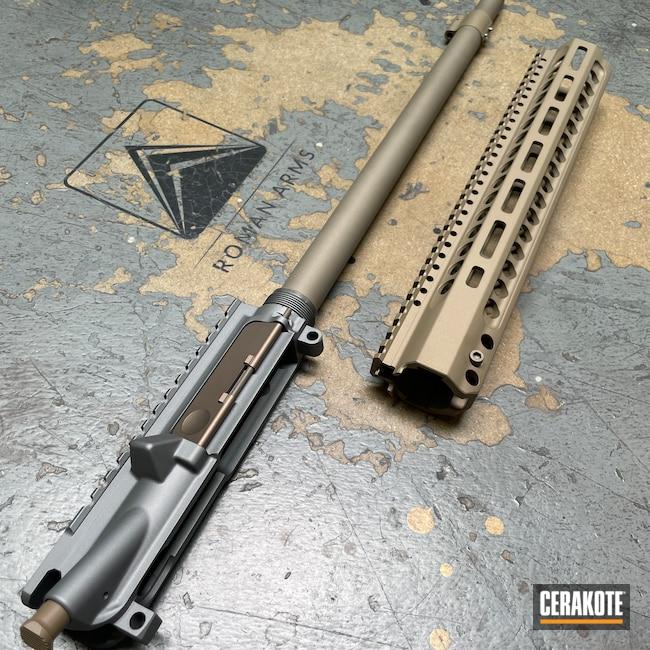 Cerakoted: Hodge Defense,S.H.O.T,Custom Mix,Sand E-150,20150 E-190,Forward Controls,M17 COYOTE TAN E-170,Hodgeflauge,Prototype,Complete Upper,Tanodize,Gas Block,5.56,Gold H-122,Titanium E-250,Custom,HDSI,CARBON GREY E-240,Proof Research,Custom Cerakote