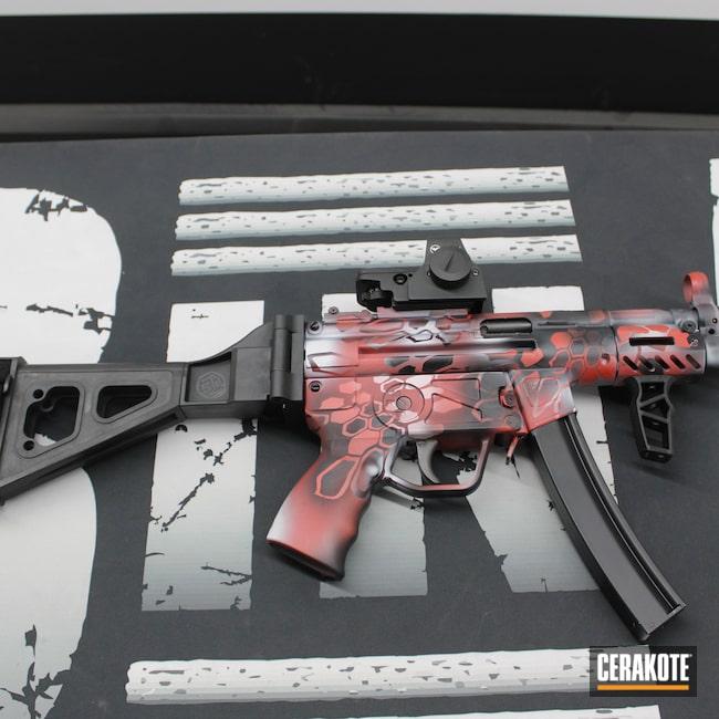 Cerakoted: S.H.O.T,Hidden White H-242,9mm,Midnight Blue H-238,Kryptek,Crimson H-221,Pistol,Pistol Brace,PTR,9KT,MP5