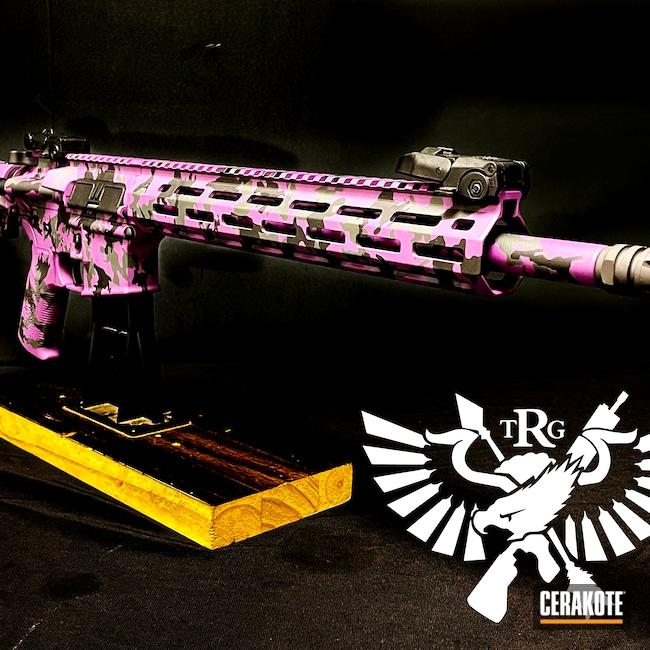 Cerakoted: S.H.O.T,Sniper Grey H-234,MultiCam,Bright Purple H-217,Girls Gun,Armor Black H-190,.22LR,PURPLEXED H-332,Purple,Paintball Gun