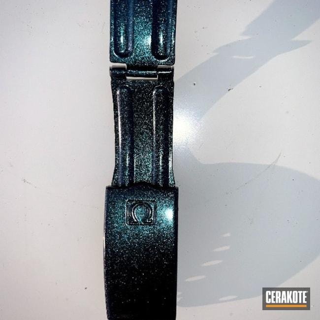Watch Cerakoted Using Cerakote Fx Typhoon And Graphite Black