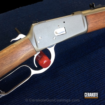 Cerakoted H-152 Stainless