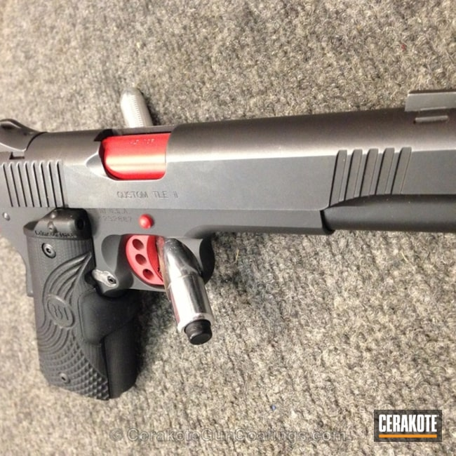 "Thumbnail image for project ""H-216 Smith & Wesson Red with H-146 Graphite Black"""