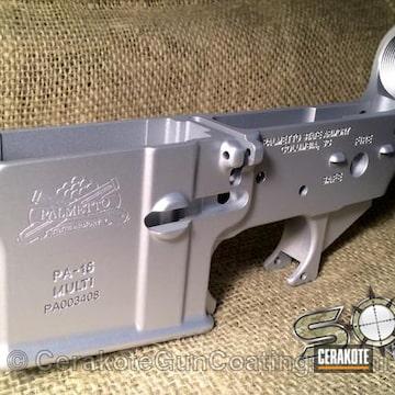 Cerakoted H-255 Crushed Silver