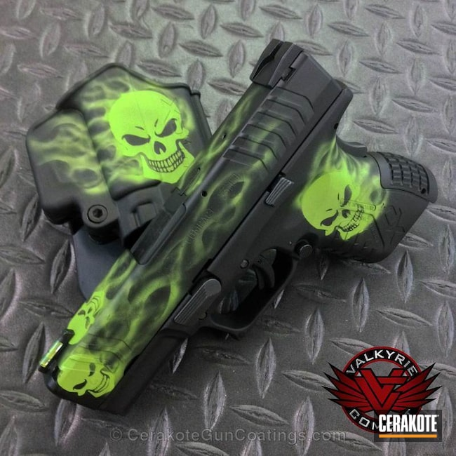 "Thumbnail image for project ""H-168 Zombie Green with H-146 Graphite Black"""