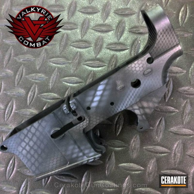 "Thumbnail image for project ""H-170 Titanium with H-242 Hidden White and H-146 Graphite Black"""