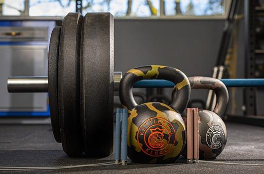 Cerakote for Fitness Equipment