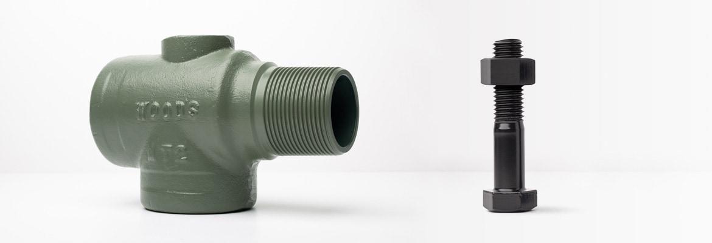 Cerakote® E-100 Blackout coating