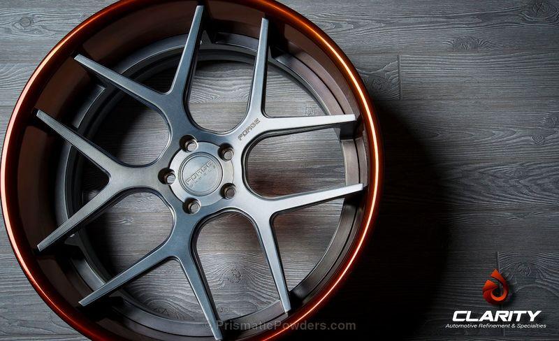 Can I Powder Coat Aluminum Wheels? | Prismatic Powders