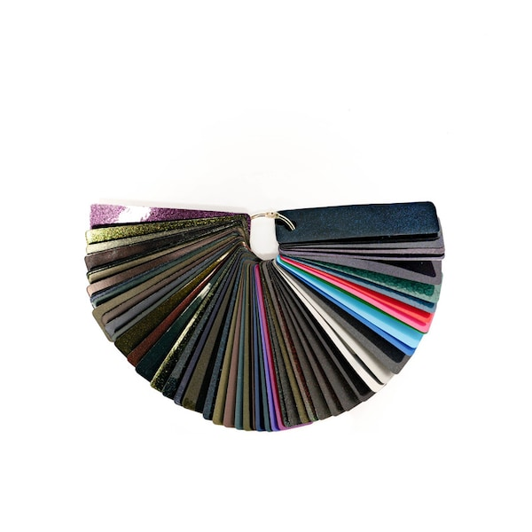 COLOR SHIFTING SWATCH SET